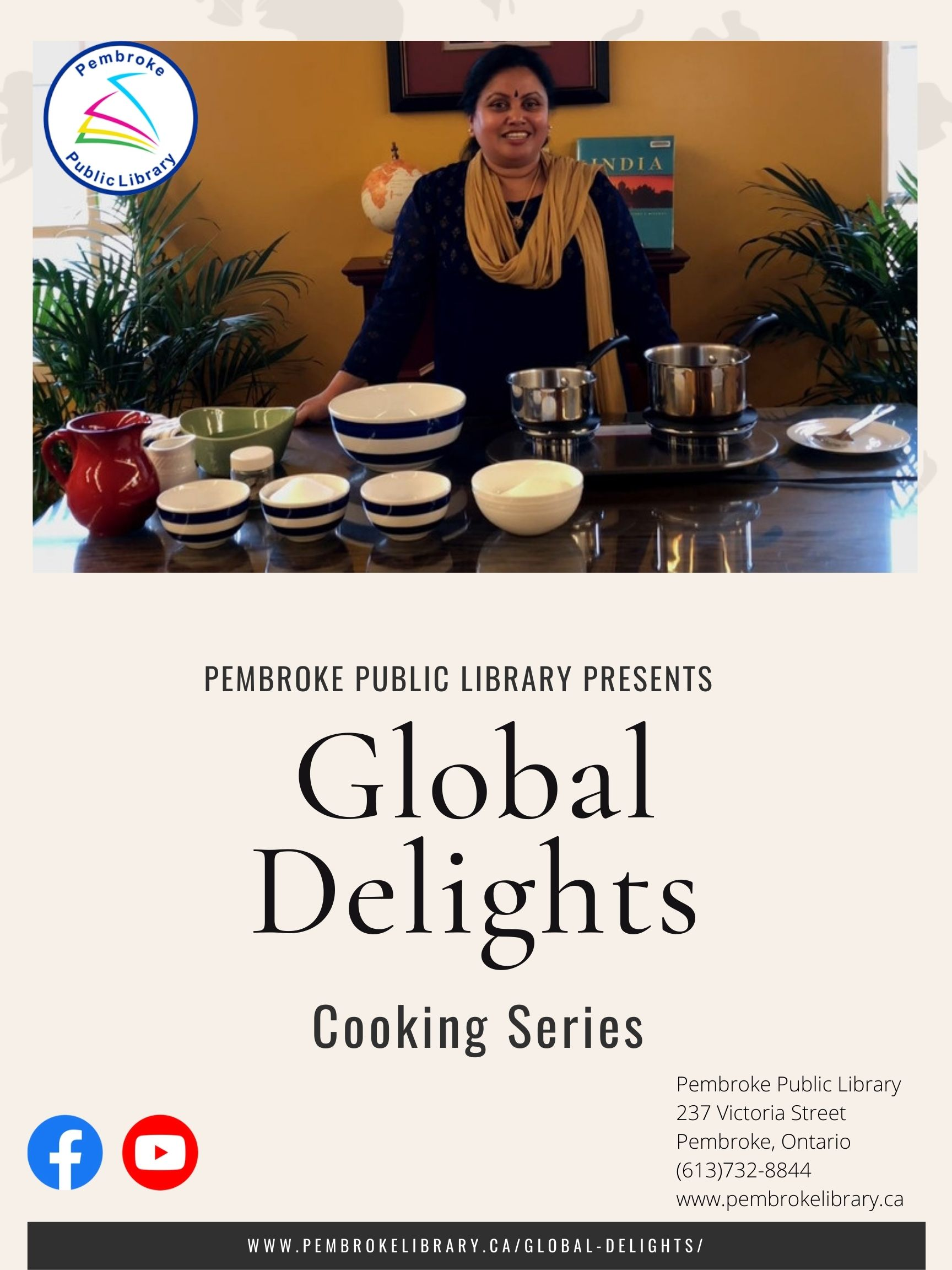 Global Delights Cooking Series
