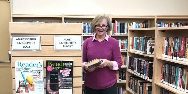 Volunteer, Pembroke Public Library