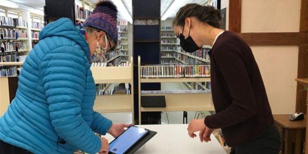 Computer & Internet Access, Pembroke Public Library