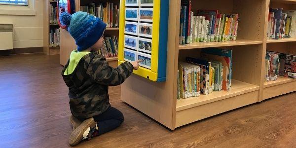 Early Literacy, Pembroke Public Library