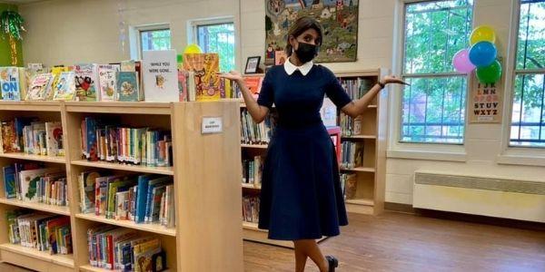 Educator Services, Pembroke Public Library