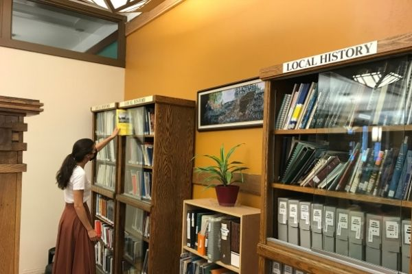 Historical/Genealogical Research, Pembroke Public Library